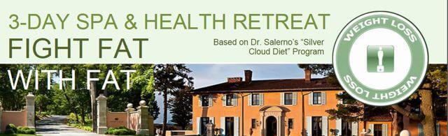 Dr. Salerno's 3-Day Spa & Health Retreat