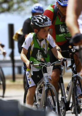 John Jr. Cycling Career
