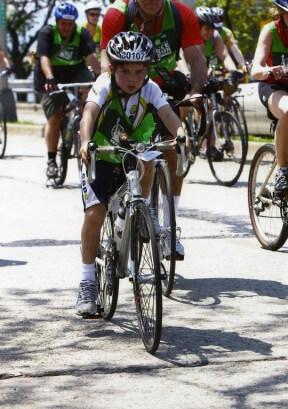 John Jr. Salerno Cycling Career