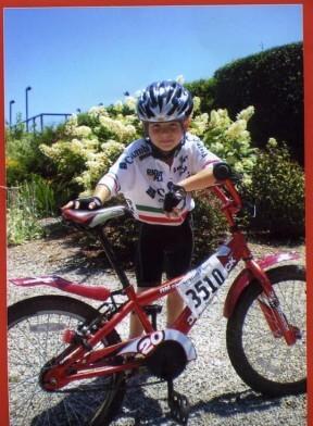 Salerno Cycling Career