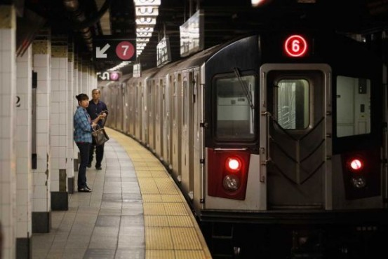 NYC Subway Toxins