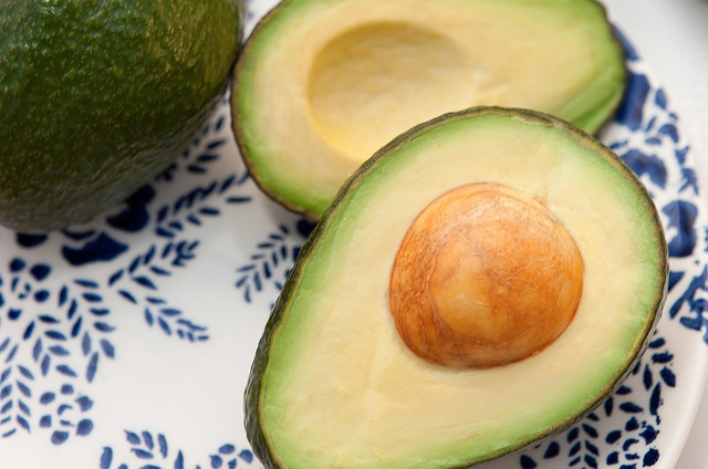 avocado fat