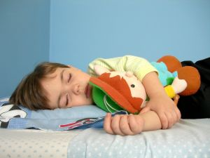 sleep apnea child