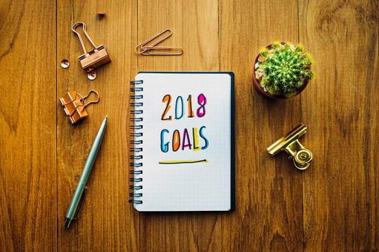 How to Keep Your 2018 New Year Resolution