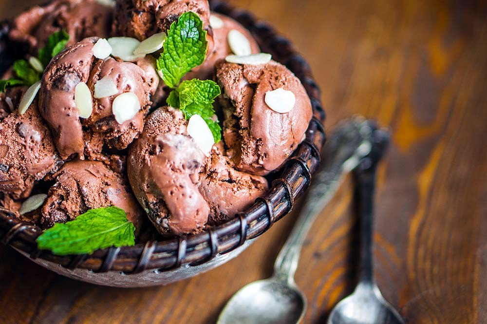 Superfood Ice Cream Recipe